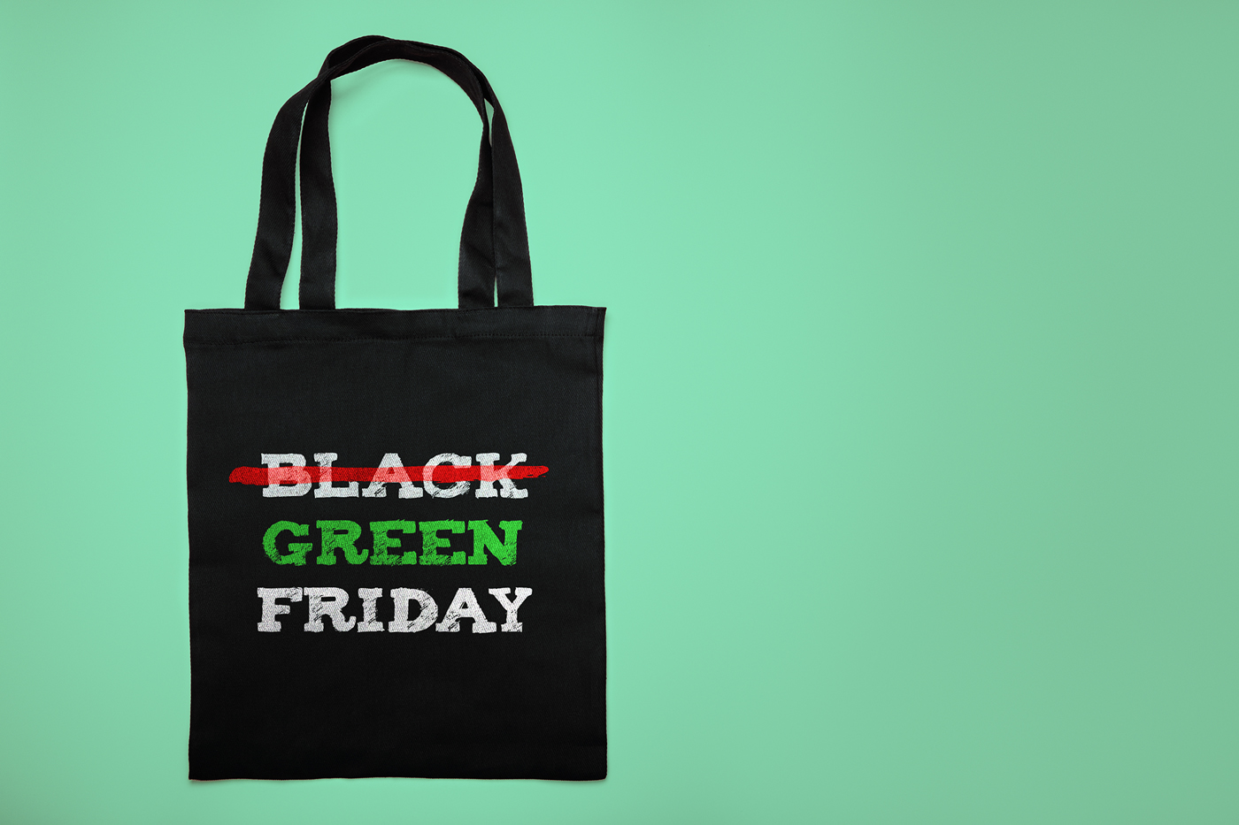 Make it a Green Friday, this year lets support local