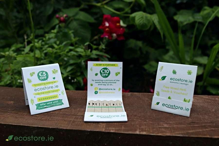 Start Your Own Herb Garden – Seedstick Giveaway