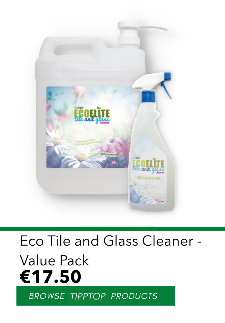 Tipptop Eco friendly cleaning products