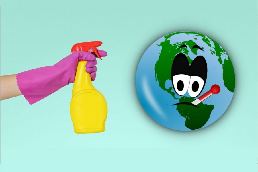 How do Cleaning Products Damage the Environment?