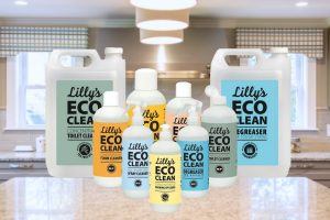 Lilly's Eco Clean - Chemical Free Cleaning Products