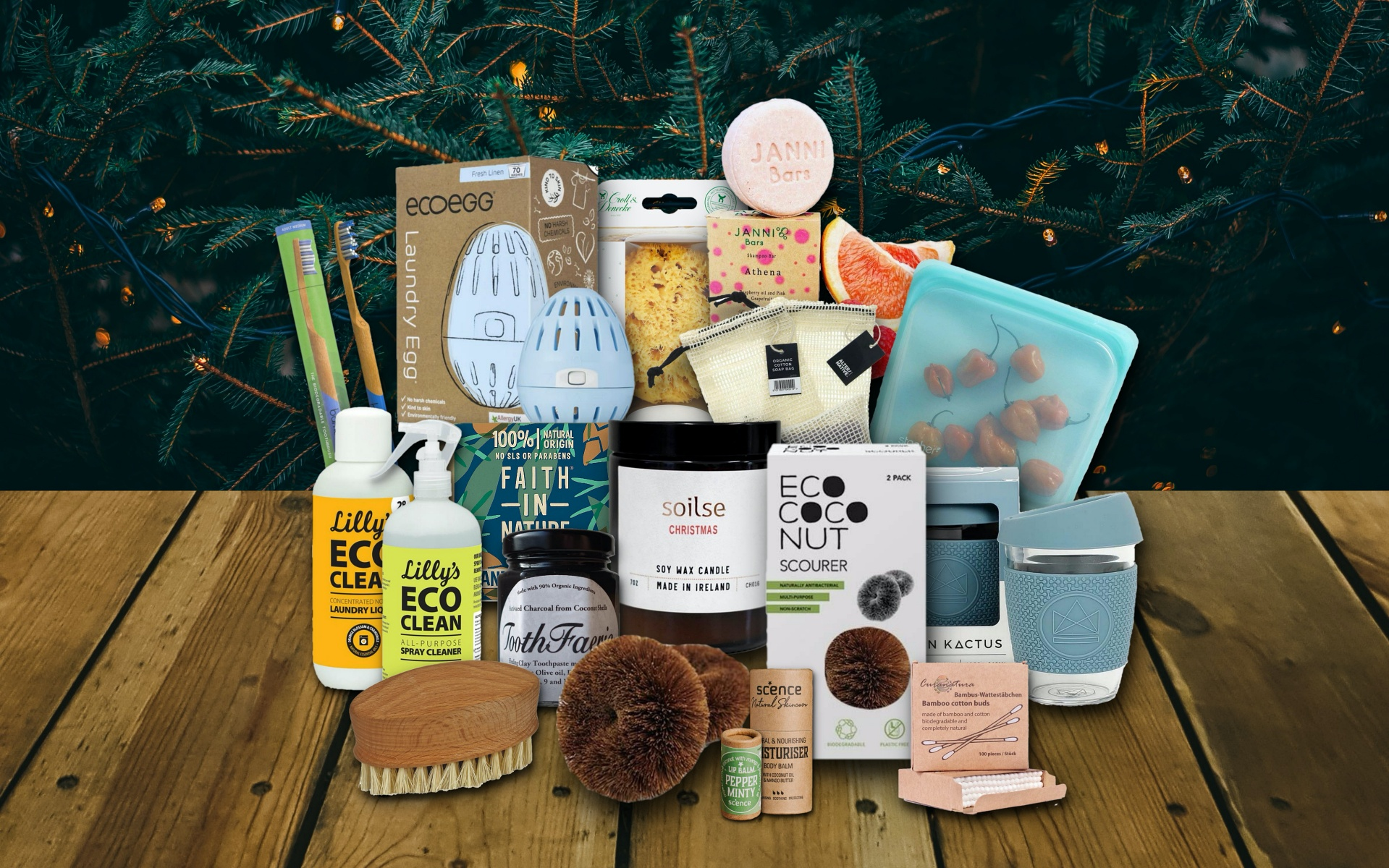 Eco-Friendly Gift Hampers