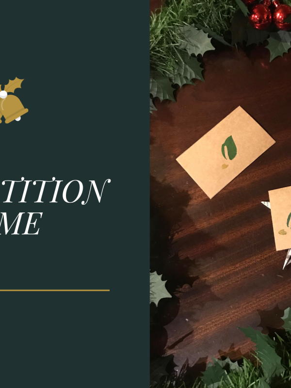 Beat the January Blues Competition!