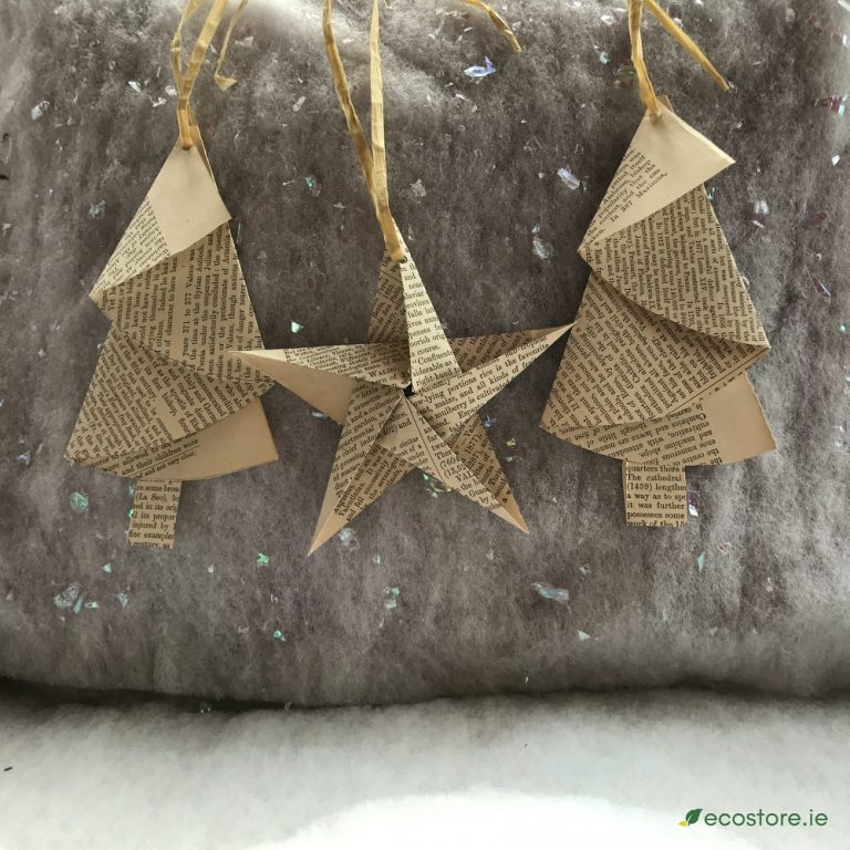 oragami decorations